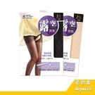 【RH shop】蒂巴蕾  露空足肌彈性絲襪 FP1822 (黑/膚)