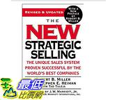[美國直購] 暢銷書 The New Strategic Selling The Unique Sales System Proven Successful by Best Companies 044669519X