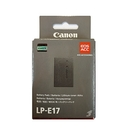 CANON LP-E17 LPE17 原廠盒裝電池 FOR EOS M3 M5 M6 750D 760D 800D 77D RP