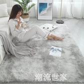 地毯臥室茶幾地毯客廳臥室滿鋪可愛臥室床邊毯榻榻米墊子地墊家用MBS『潮流世家』