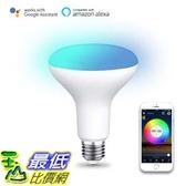 [7美國直購] 智能燈 Magic Hue BR30 LED Flood Light Bulb Tunable White Color Changing Smart Flood