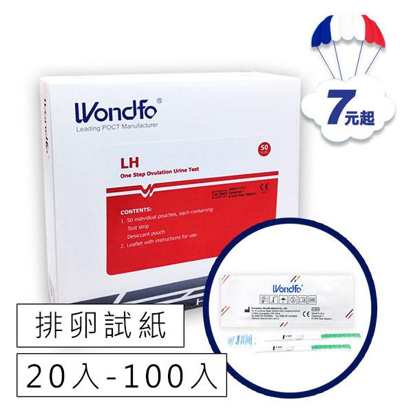 【Wondfo萬孚】排卵試紙(100入)3mm