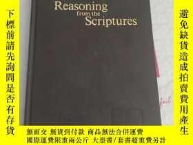 二手書博民逛書店reasoning罕見from the scriptures【3