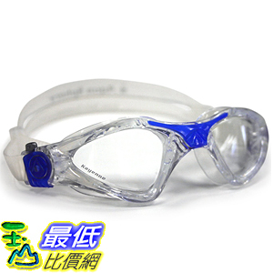 [美國直購] Aqua 172970-Parent 泳鏡 蛙鏡 Sphere Kayenne Goggle Smaller fit