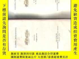 二手書博民逛書店英文原版:LIBRARY罕見OF ...(精裝,52年出版)06
