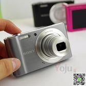 相機Sony/索尼 DSC-W810 迷你卡片機數碼相機高清長焦學生旅游照相機 印象部落