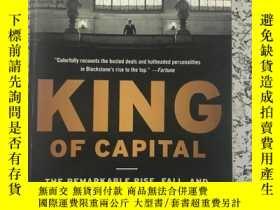 二手書博民逛書店King罕見of Capital:The Remarkable