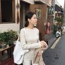手提包女大容量簡約休閒百搭帆布包斜背包【愛物及屋】