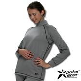 PolarStar 彈性保暖排汗套頭衫 炭灰