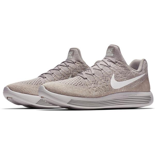 Nike LunarEpic Low Flyknit 2 女鞋 慢跑 休閒 編織 沙灰【運動世界】 863780-201
