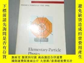 二手書博民逛書店Elementary-Particle罕見PhysicsY19465 National Research Co