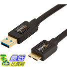[美國直購] AmazonBasics USB 3.0 Cable - A-Male to Micro-B - 3 Feet (0.9 Meters) 傳輸線