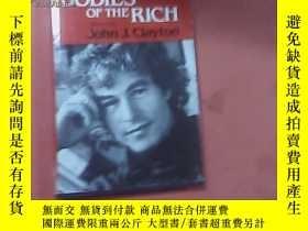 二手書博民逛書店BODIES罕見OF THE RICH富人的屍體Y15136 J