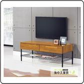 {{ 海中天休閒傢俱廣場 }} F-12 摩登時尚 客廳系列 703-4  多比積層木4尺電視櫃