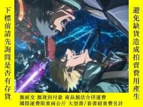 二手書博民逛書店日文原版罕見高達戰士 Mobile Suit Gundam Th