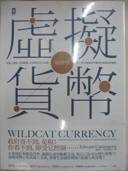 【書寶二手書T1/財經企管_D6A】虛擬貨幣經濟學-從線上寶物、紅利點數、比特幣到支付系統…_