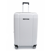 PLAYBOY-行李箱 Minimalism系列-白色
