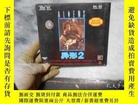 二手書博民逛書店異性罕見2 CD 2張Y3210