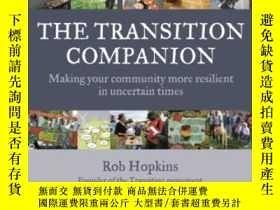 二手書博民逛書店The罕見Transition CompanionY364682 Rob Hopkins Chelsea Gr