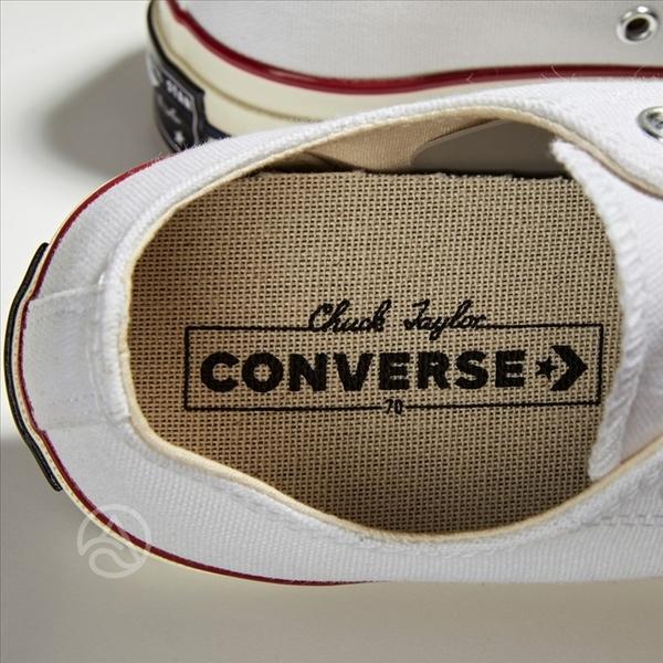 Converse 1970 Chuck Taylor All Star'70 純白 三星標 162065C