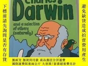 二手書博民逛書店spilling罕見the beans on Charles Darwin and a selection of
