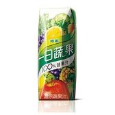 波蜜一日蔬果100%蔬果汁250mlx6入【愛買】