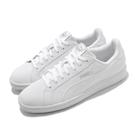 Puma 休閒鞋 Smash Buck 全白 白 小白鞋 男鞋 女鞋 運動鞋 【ACS】 35675324