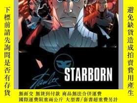 二手書博民逛書店Starborn罕見Vol. 3Y410016 Stan Lee Chris Ro... BOOM! Stud