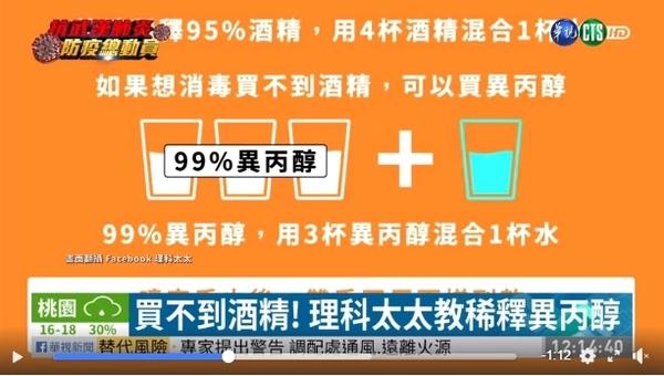◤限量商品◢ 99%異丙醇 (理科太太推薦:買不到酒精) 擦拭酒精/防護/居家清潔