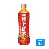 御茶園 極上紅茶550ml*4入【愛買】