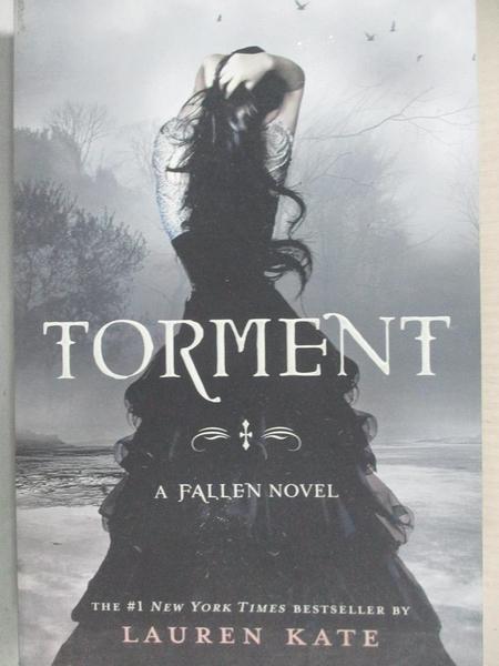 【書寶二手書T1/原文小說_CPQ】Torment_Kate, Lauren