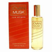 JOVAN Musk Cologne For Women 麝香女香 96 ml