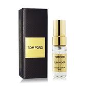 TOM FORD 私人調香系列-神秘東方香水 OUD WOOD(4ml)[含外盒] EDP-航版