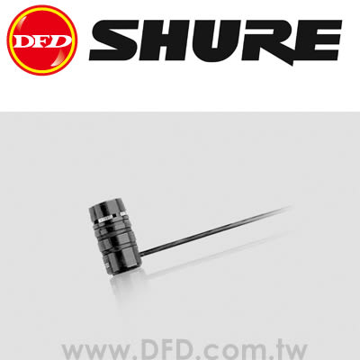 舒爾 SHURE MX185 領夾式話筒 公司貨
