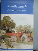 【書寶二手書T1/原文小說_NQB】Middlemarch_George Eliot