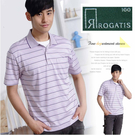 【大盤大】ROGATIS 男 L號 短袖 POLO 100號 韓國百貨 專櫃 正式 排行 推薦 實用 禮物 旅行 送禮