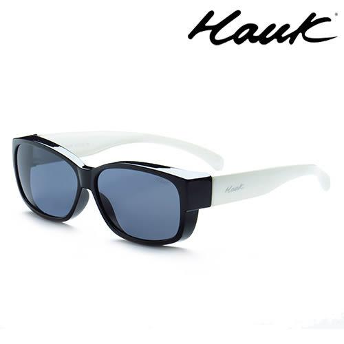 HAWK偏光太陽套鏡(眼鏡族專用)HK1004-66