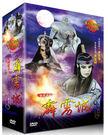 霹靂城 精裝版 DVD 黃俊雄布袋戲  (音樂影片購)