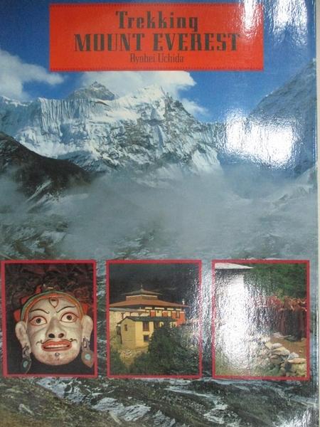 【書寶二手書T7/體育_KJ9】Trekking Mount Everest_Ryohei Uchida