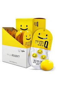 韓國READY Q- CHEW軟糖 單包3粒裝 芒果口味