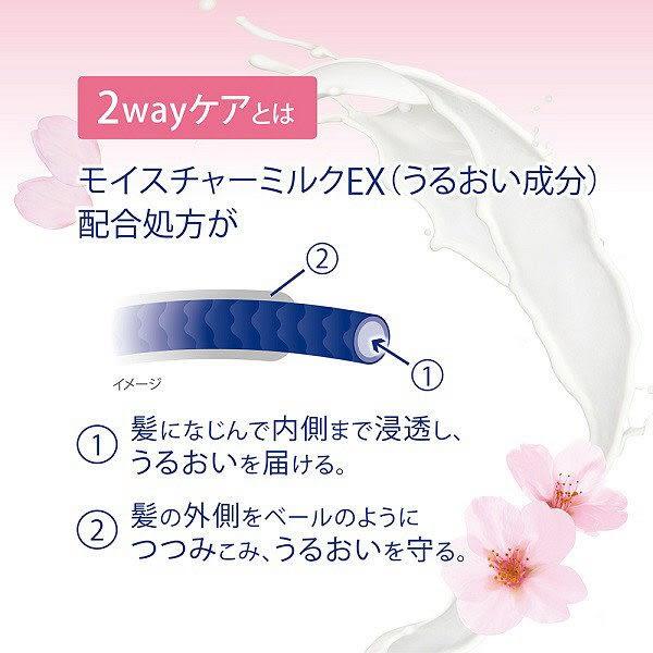 【數量限定】DOVE 多芬 櫻花洗髮精/潤髮乳 400g
