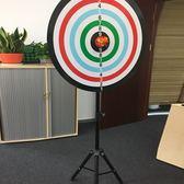 新型磁性抽獎飛鏢盤 幸運大轉盤磁性飛鏢耙 抽獎轉盤 鏢套裝ATF 三角衣櫃
