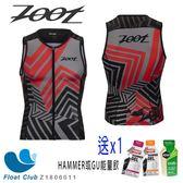 【ZOOT】CALI 男款超低水阻全拉鐵人上衣 Z1806011 - 送運動補給能量飲 (口味隨機)