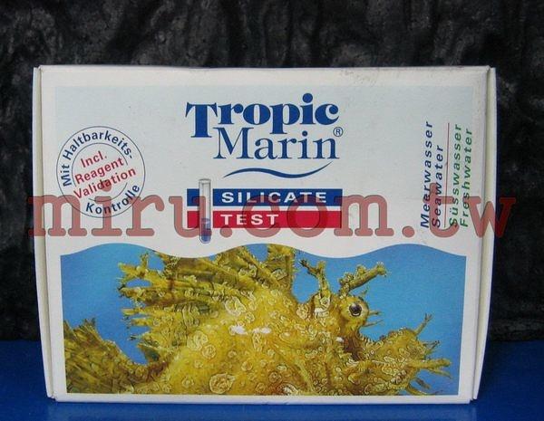 【西高地水族坊】Tropic Marin 矽酸鹽(SIO2)測試劑