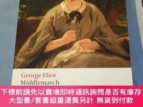 二手書博民逛書店Middlemarch罕見(Oxford World s Classics)【內頁幹凈】Y286811 Geo