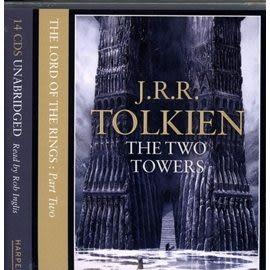 【魔戒二部曲CD】TWO TOWERS/14CDS