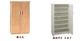 【環保傢俱】塑鋼鞋櫃.塑鋼置物櫃,緩衝門片不夾手(整台可水洗)A01-10