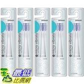 [東京直購] OMRON SB-050-5P 5入組 (HT-B201適用) 牙刷 替換刷頭 _a122