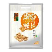 橘平屋海苔脆片量販包胡椒風味200g【愛買】