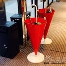 曹喜歡likecao創意時尚雨傘架大堂酒店新穎歐式雨傘桶雨傘收納架 小時光生活館